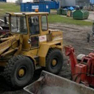 maszyny budowlane na wynajem